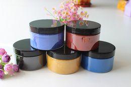 Wholesale Toner Powder Wholesalers - Wholesale- 5 color to choose Hi-Q cosmetics pigment Eye facial toner pigment powder for DIY