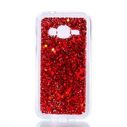 2019 telefonkoffer j1 Mode blitzscheibe telefon case für samsung galaxy j1 mini prime abdeckung acryl weiche tpu silikon handy case für galaxyj1 mini prime günstig telefonkoffer j1