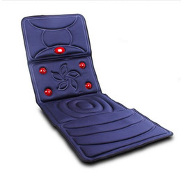 appareil de massage Promotion Le nouveau de tout le corps massage matelas santé multifonctionnel appareils ménagers infrarouge chauffage électrique coussinets de massage