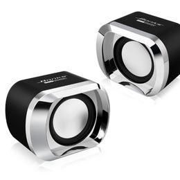 Wholesale Music Box China - Wire Mini Audio Computer speakers Portable USB Audio Music Player Speaker Multimedia Computer Laptop Audio Sounder Speaker