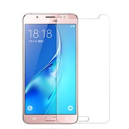 Wholesale Screen Guard For Galaxy S3 - For Samsung Galaxy E5 E7 G530 S3 S4 S5 mini S6 S7 ON5 ON7 i9060 Grand Neo Caes Film Guard Tempered Glass Screen Protector