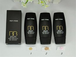 Wholesale Direct Pas - Factory direct!! New Professional Makeup Prep+Prime BB Beauty Balm Spf 35 PA+++!30ml 3colors. DHL free shipping