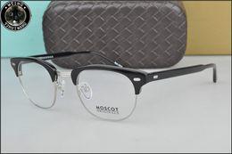 1c579f1c3e9 HOT SALE-2016 New arrived retro vintage brand Moscot YUKEL johnny depp  prescription glasses optical eyeglasses spectacle frame men eyewear  affordable frame ...