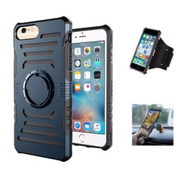 Wholesale Iphone Accessories Running - Sport Armband Case For iphone 6 6s 7 Plus 5 5S Samsung Galaxy S7 edge S8 Plus Gymnasium Activities Accessories Running Phone Cover Arm Band