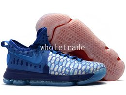 Wholesale Kevin Durant Low Tops - Dropshipping kd shoes cheap mens kd 9 basketball shoes kids kd9 Elite kevin durant sneakers for sale in top quality come with box