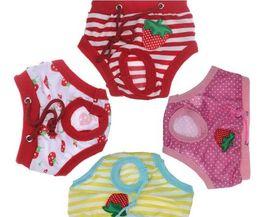 Wholesale Menstrual Pants - Summer Cute Female Pet Dog Physiological Menstrual Hygiene Pants Estrus