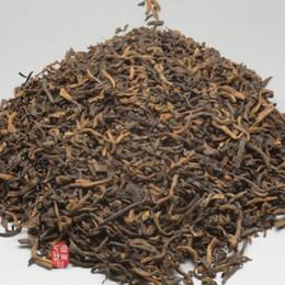 Te Ji Gong Ting Pu Er (Shu Cha) de la realeza de 2014, té maduro suelto Pu-erh, alta calidad desde fabricantes