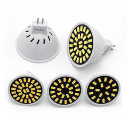 Wholesale energy saving spotlight lamp - MR16 Led Light Bulb Led Spotlight SMD 5733 Energy Saving 4W 6W 8W 110V 220V bulbs Lamp Lampada Led Spotlight for Home Office