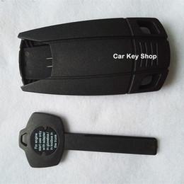 Wholesale Bmw Cas Key - For BMW CAS emergency key shell with the plastic key