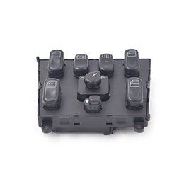 Wholesale Master Car Parts - Car Spare Parts Power Window Master Control Switch Window Lifter Switch 1638206610 For 1998-2003 Mercedes Benz ML270,ML320,ML430,ML55.