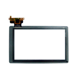 Wholesale Wholesale Kindle Screens - 20PCS Touch Screen Glass Digitizer Replacement for Kindle Fire 7 Touch Panel free Shipping