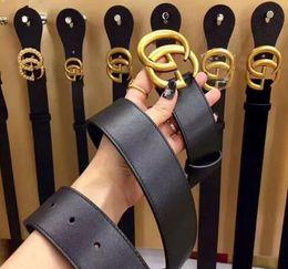 anéis de casamento da jóia ocidental Desconto Hot 2018 Moda Negócios 20 dos homens do estilo cintos de design mulheres com faixa preta não com caixa como o presente 677.158