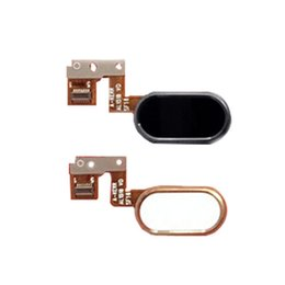 Wholesale Casing Note3 - Wholesale-100% Original Meilan Note3 Home Button Flex Cable Replacement For Meizu M3 Note 3 Phone Back Key Parts