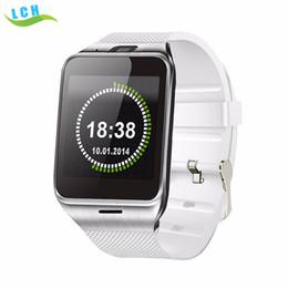 Wholesale W8 Phones - 2017 SmartWatch Gv18 Aplus Smart watch Phone Bluetooth Camera Support Sim TF Card SMS Gprs Fm Pk Dz09 Gt08 A1 Q18 U8 V8 W8 Smartwatches