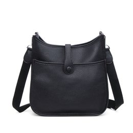 Wholesale Leather Bucket Bags Women - Wholesale-2016 new high quality genuine leather women bag handbag messenger bag brand designed fashion vintage women shoulder bag