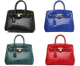 Wholesale Womens Rivet Bags - 2017 Womens Designer Handbags Lady Shoulder bag Hottest Totes Luxury Handbag Genuine PU Leather Handbag free shipping
