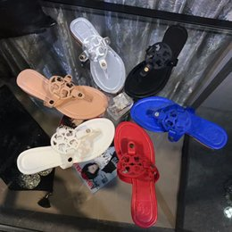Wholesale Espadrille Sandals - 2017 New Style High Quality Women's Slippers Sandals Genuine Leather ESPADRILLES Flat Heel Shoes Size 35,36,37,38,39,40