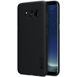 Wholesale Nillkin Cover Case - Nillkin Frosted Shield Protective Matt PC Case Cover for Samsung Galaxy S8   S8 Plus