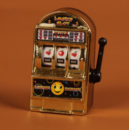 Wholesale Wholesaler Slot Machines - Creative Mini Slot Machine Toy Novelty Decompression Toys Slot Machine Gift Child Girl Boy Little Toy