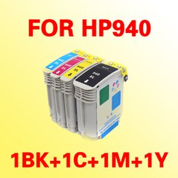 Wholesale Ink Compatible For Hp - 2Set 940XL HP940 C4906A INK cartridgs compatible for HP Officejet 8000 8500 8500A freeshipping''