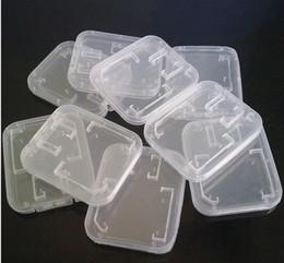См пластмассы онлайн-SD MMC TF карты пластиковый корпус коробка бесплатная доставка #WRF46