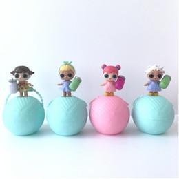 Wholesale Kids Dress Up Toys - Dress Up Toys Dolls Baby Tear Open Change Egg Dolls Children's Spray Toys Kids Christmas Gift Free Shipping