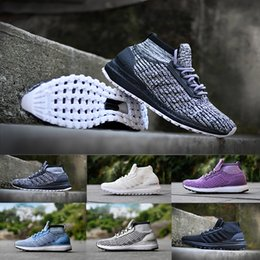 Wholesale Blue Nest - Newest!! Nest Ultra Boost Top Ultra Boost ATR MID Running Shoes For Men Ultra Men's And Women's Sneakers Mens Sports Boots Man Shoes