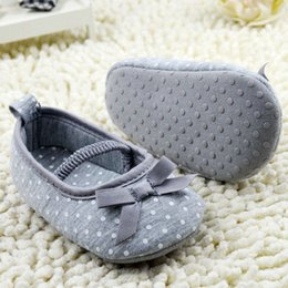 Wholesale Wholesale Baby Walkers Prices - Wholesale- Lowest Price High Quality Girls Newborn Baby Prewalker Princess Shoes Infant Toddler Butterfly Flower First Walkers Shoes QL