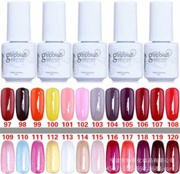 Wholesale Gelish Nail Polish 12pcs - 2017 12pcs lot HOT Harmony Gelish nail gel polish 287 colors LED Off UV Soak off Nail Gel Polish lacquer varnish gelish