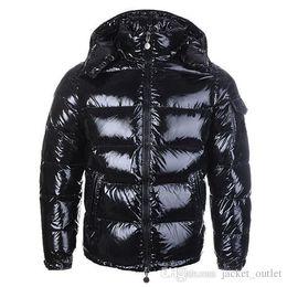 Wholesale Buy Jacket - Buy Fashion Winter Down Men's Warm Jacket Maya Hoodies Coat Brands Designer Casual Jackets for Men Anorak outerwear Parkas Plus Size outdoor