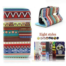 Wholesale Force Lights - Wallet case For ZTE Tempo X N9137 Blade Force N9517 Warp 8 For LG Q6 MINI PU Leather phone case