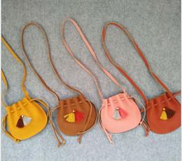 2019 merletto del bambino del sacchetto Neonate portamonete Portamonete bambini borse 10pcs / lot moda ragazza nappa sacchetti di pizzo carino accessori A 080