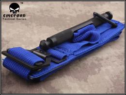 Wholesale Tourniquet Emergency - Tactical Tourniquet Survival War Game equipment prelum arter Firt Airsoft Aid Emergency Survival Medical Accessories Blue EM7866