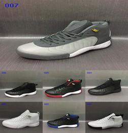 Wholesale Name Brand Shoes For Men - 2017 new Arrivel brand name XII J12.5 for Men's fashion sport Sneaker 12.5 Retro Basketball Shoes