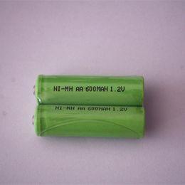 Livraison gratuite Jouets baterry Ni-MH AA 1.2V 600mAh Batterie à décharge automatique batterie rasoir 10pcs / lot ? partir de fabricateur