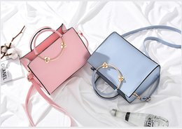Wholesale Korea Girls Style - Small Square Bag Handbag Cross Body Single Shoulder Bag In Spring South Korea Style Cross Section Square Young Girl Gift Party