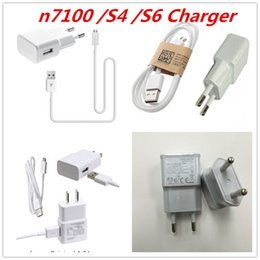 Wholesale Chinese Galaxy S2 - USB Travel Charger UE Plug USB Charger Adapter For Samsung Galaxy S4 i9500 S2 N3 N For ALL Mobile Travel Adapter 500mah