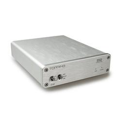 Canada Livraison gratuite NOUVEAU TOPPING D30 DSD décodeur audio USB DAC fibre optique coaxiale XMOS CS4398 24 bits 192KHz amplificateur Offre