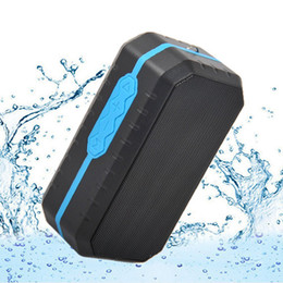 Wholesale Waterproof Speaker Micro - Bluetooth Speaker Water Resistant F3-D Outdoor Sport Waterproof Mini Portable Wireless Loudspeakers Support FM Radio Micro SD Card
