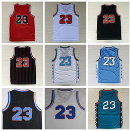 Wholesale Top Quality Space Jam Basketball Jerseys Cheap Throwback College North Carolina LOONEY TOONES Squad Team Dream All Star TUNESQUAD