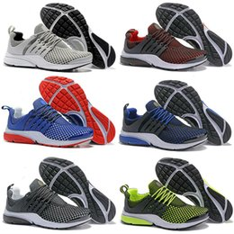 Wholesale Print Borders - 2017 Freeshipping High Quality Air Presto Ultra Olympic BR QS Men Running Shoes Casual Walking Sports Trainers Sneakers Size 40-45