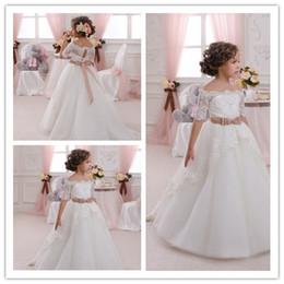 Wholesale Dancing Skirt Hot - 2017 Amazon   quick sell hot   Europe and the United States new girl bowknot diamond dance dress skirt pants skirt   girls wedding dress