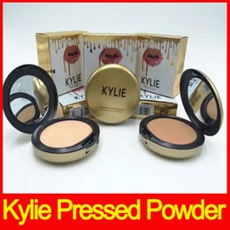 Wholesale Pressed Powder Plus Foundation - kylie pressed powder kylie Powder Plus Foundation Kylie Powder Plus Foundation FOND DE TEINT POUDRE 8 colors free shipping