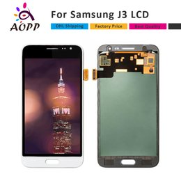 Wholesale Galaxy Screen Assembly - Best Quality LCD Display For Samsung J3 J320 Display J320M J320P J320Y J320F Touch Screen Digitizer Assembly Replacement Parts