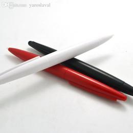 Wholesale Ds Stylus Pens - Wholesale-100PCS LOT High quality Stylus Pen Resistance screen Touch Pen for GPS POS Nintendo DS Lite