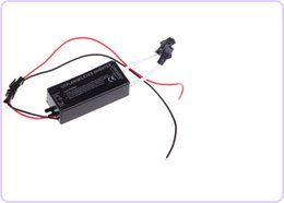 Wholesale Ccfl Halo Lights - DC12V CCFL Inverter for CCFL Angel Eyes Light Lamp Bulb Halo Ring Spare Ballast Fit for any cars FREESHIPPING GGG
