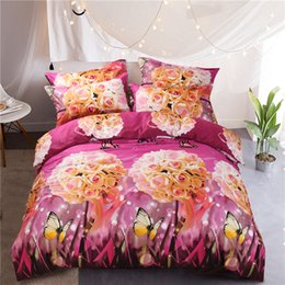 Wholesale 3d Bedding For Boys - Cartoon Children Adult Queen Bedding 4pcs Cool New Design Bedlinens for Boys Duvet Cover set Leaning Tower of 3D Printed Bed Sheet