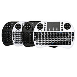 2019 проектирование окон Беспроводная клавиатура Rii Mini i8 Air Mouse Русский евреям мультимедийный пульт дистанционного управления тачпад портативная клавиатура для Android 6.0 Smart TV Box