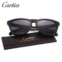 Wholesale Bicycle Sports Sunglasses Lens - 2016 polarized sunglasses mirror designer sunglasses CA007 driving sport sun glasses 54mm 4 color Bicycle Glass with full box