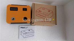 Wholesale Ohms Meters - DHL Mini Pilot Vape Super Ecig Tester Coil magicia tab Rebuildable Ohm Meter OLED Screen Vapors Mods RDA Atomizer